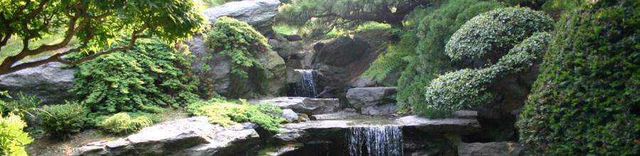 Fontane i vrtna jezera