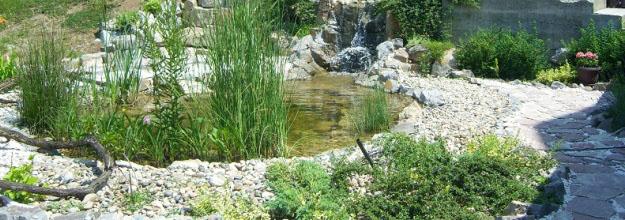 Vodene površine - fontane i vrtna jezera